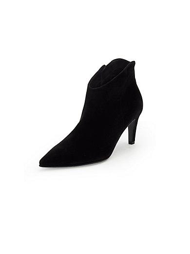 kennel schmenger ankle boot liz aus 100 leder schwarz. Black Bedroom Furniture Sets. Home Design Ideas