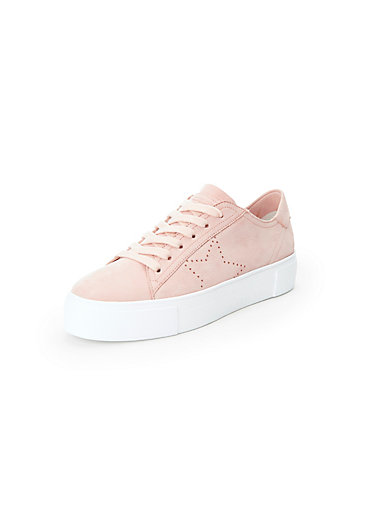 Big sneakers in 100% leather Kennel & Schmenger pale pink Kennel & Schmenger