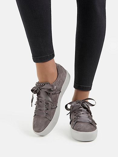 Kennel & Schmenger - Leichter Sneaker Up mit Fransen