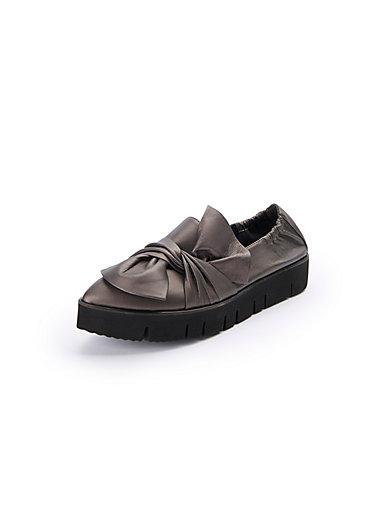 Pia XXL loafers in 100% leather Kennel & Schmenger beige Kennel & Schmenger cIpT6ePVhK