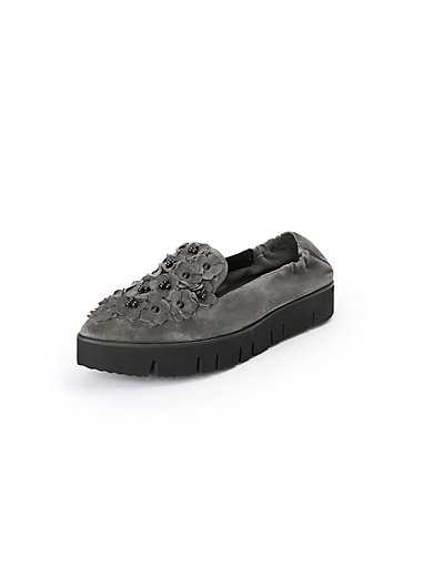 Kennel & Schmenger Fur platform loafers znCL0fxABv