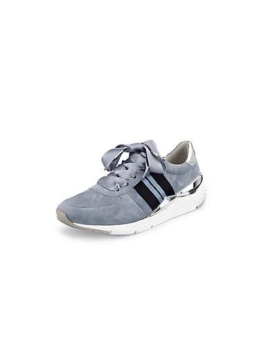 Kennel & Schmenger - Sneaker mit Satin-Schnürsenkeln