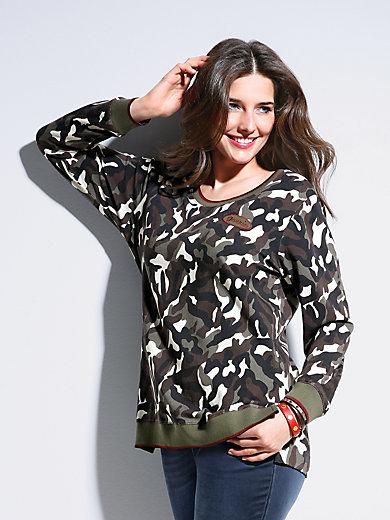 KjBrand - Shirt mit Rundhals-Ausschnitt