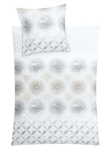 Kleine Wolke - Bettgarnitur, ca. 155x220cm