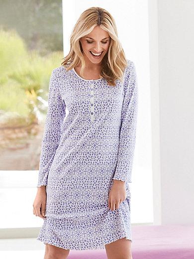 La plus belle - Sleep-Shirt mit Rundhals-Ausschnitt