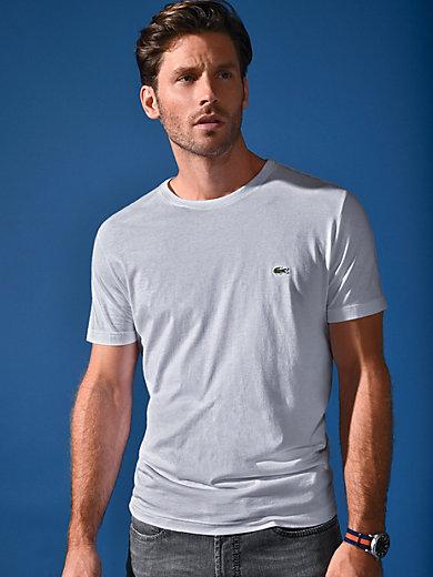 Lacoste - Bluse med rund hals