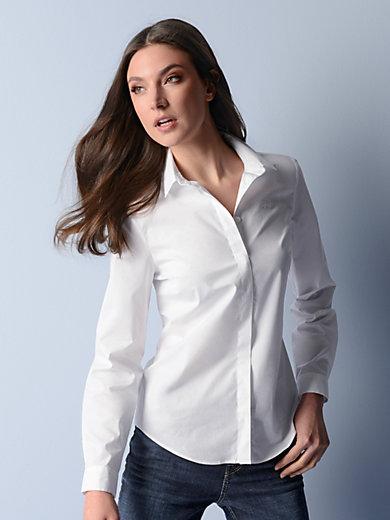 Lacoste - Bluse mit 1/1 Arm