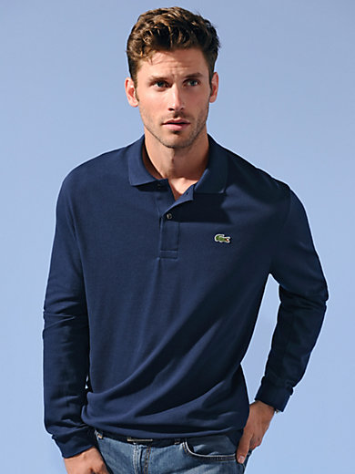 d8f70fed8136 Lacoste - Polo shirt - Design L1312 - navy