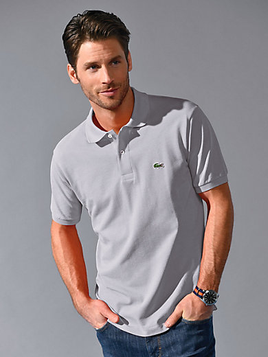 Lacoste - Polo-Shirt Form L1212 mit 1/2-Arm.