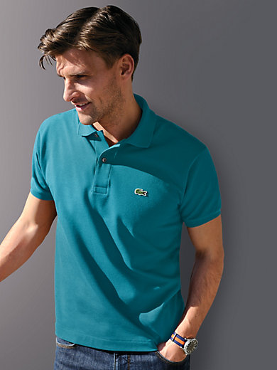 "Lacoste - Polo-Shirt  – ""Form L1212"" mit 1/2-Arm."