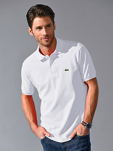 "Lacoste - Polo-Shirt – ""Form L1212"" mit 1/2-Arm"