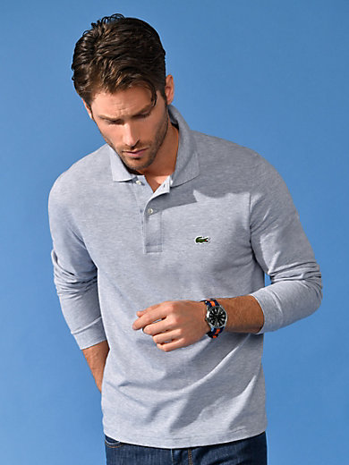 Lacoste - Polo-Shirt Form L1312 mit 1/1 Arm