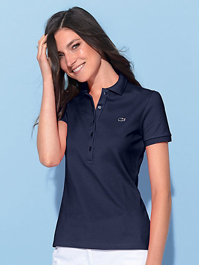 Lacoste - Polo-Shirt mit 1/4-Arm