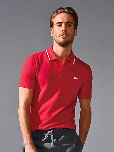 Lacoste - Polo-Shirt mit kurzer Knopfleiste