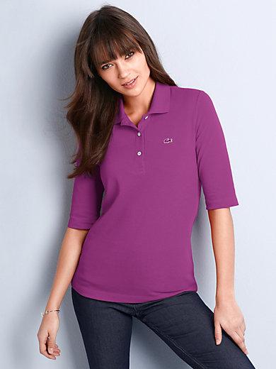 Lacoste - Polo Shirt mit langem 1/2-Arm