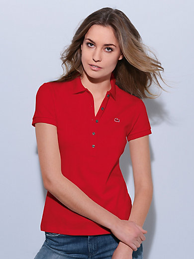 "Lacoste - Polo-Shirt ""Modell PF7845"" mit 1/4 Arm"
