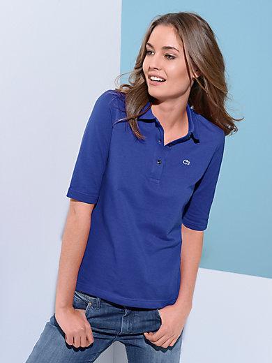 Lacoste - Poloshirt met iets langere korte mouwen