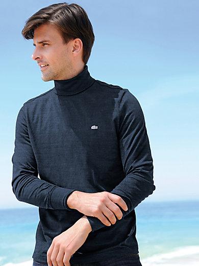 Lacoste - Rollkragen-Shirt mit 1/1-Arm