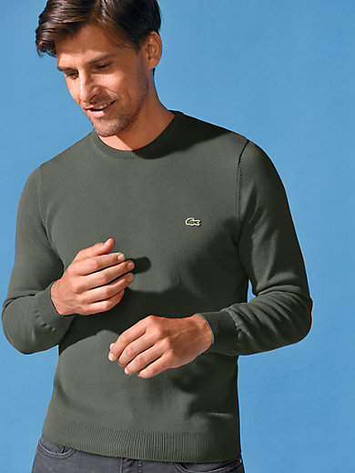 Lacoste - Rundhals-Pullover