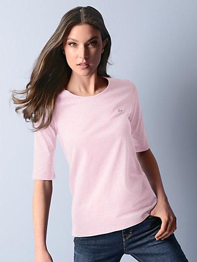 Lacoste - Rundhals Shirt mit langem 1/2 Arm