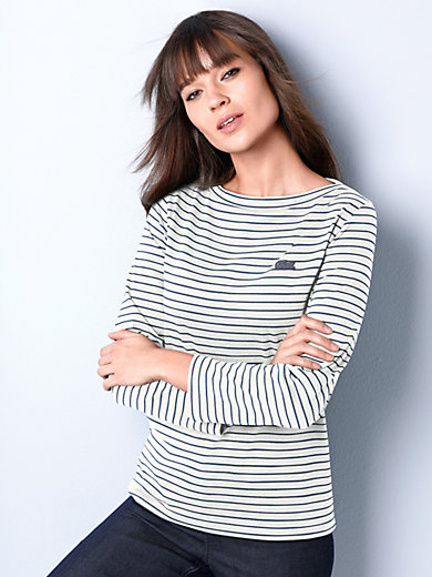 Lacoste - Shirt mit 7/8-Arm