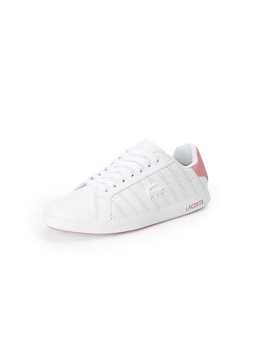 Lacoste - Sneaker Graduate aus 100% Leder