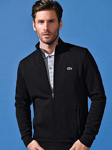 Lacoste - Sweat-Jacke mit hoch schließbarem Reißverschluss