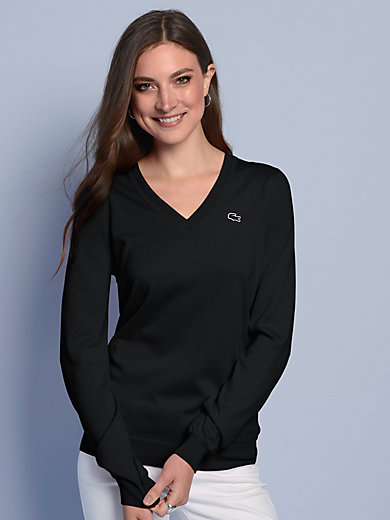 Lacoste - V-neck jumper
