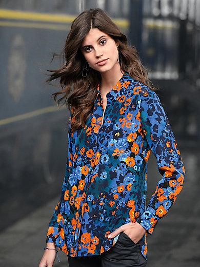 Laura Biagiotti Donna - Bluse aus 100% Seide