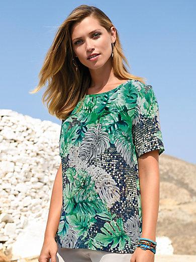 Laura Biagiotti Donna - Blusen-Shirt aus 100% Seide