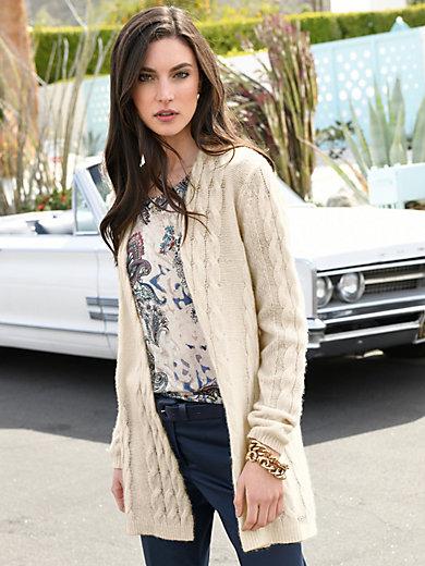 Laura Biagiotti Donna - Cardigan in cashmere and silk