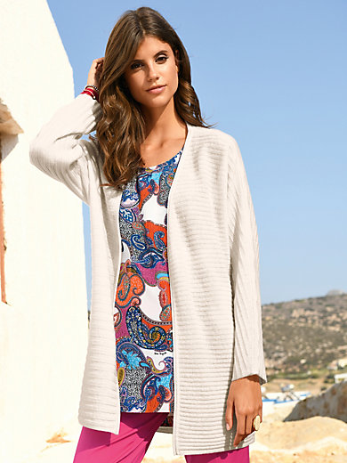 Laura Biagiotti Donna - Cardigan in Pure cashmere in premium quality