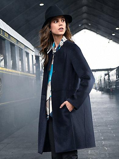 Laura Biagiotti Donna - Jacke aus hochwertigem Material-Mix