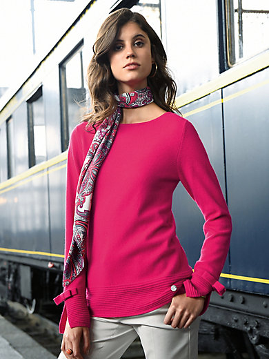 Laura Biagiotti Donna - Jumper in Pure cashmere in premium quality