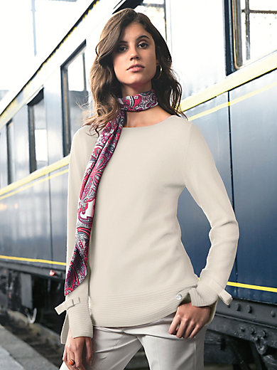 Laura Biagiotti Donna - Jumper in Pure cashmere in premium quality