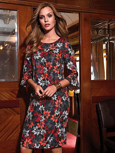 Laura Biagiotti Donna - La robe en 100% soie à manches 3/4