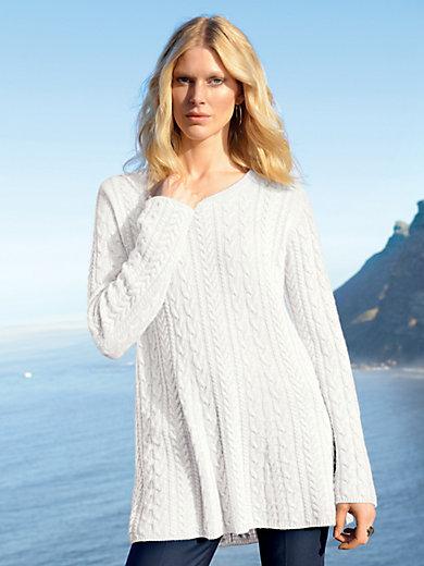Laura Biagiotti Donna - Le pull tunique en cachemire