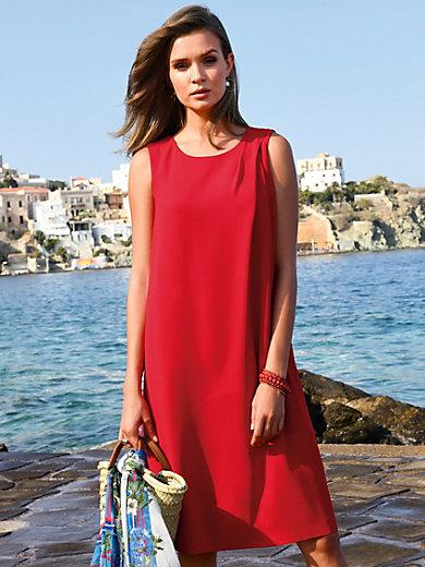 9675cede369e71 Laura Biagiotti Donna - Mouwloze jurk - rood