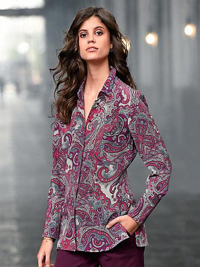 Laura Biagiotti Donna - Paitapusero 100% silkkiä