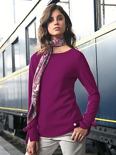 Laura Biagiotti Donna - Pullover aus reinem Kaschmir