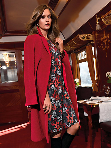 Laura Biagiotti Donna - Short coat with a little revers collar