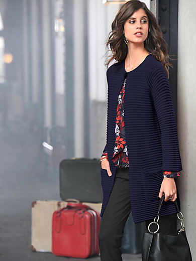 Laura Biagiotti Donna - Strickjacke aus 100% Kaschmir