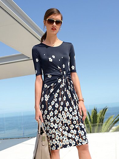 Laurèl - Jersey-Kleid mit 1/2 Arm