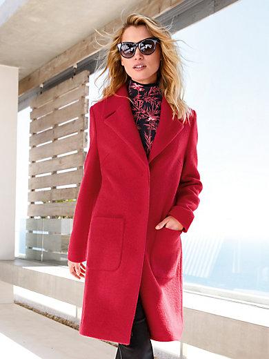 Laurèl - Kort frakke i en let oversize model
