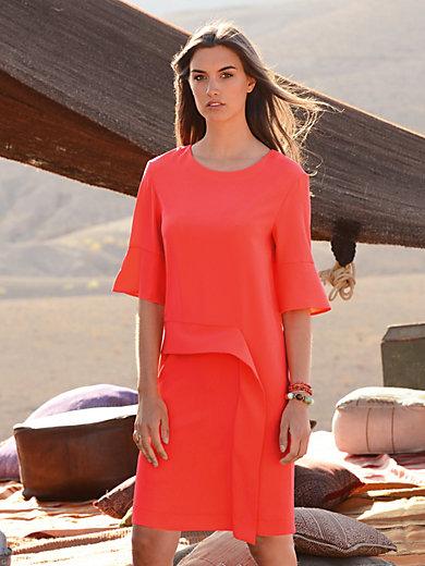 Laurèl - La robe volantée, ligne fluide