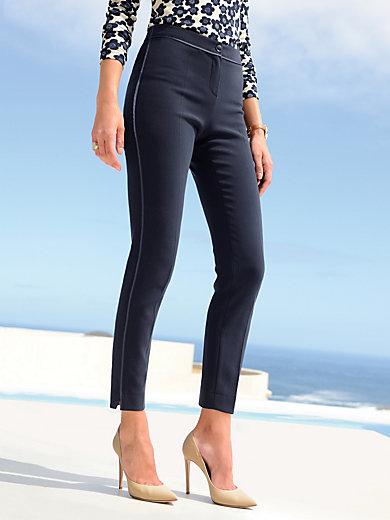 Laurèl - Le pantalon à plis marqués