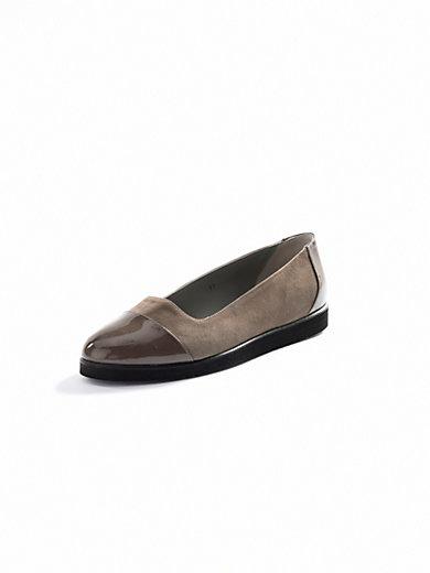 Ledoni - Les ballerines en cuir