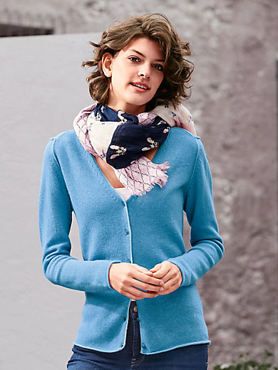LIEBLINGSSTÜCK - Cardigan aus 100% Schurwolle LAMBSWOOL