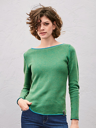 LIEBLINGSSTÜCK - Jumper in 100% new milled wool