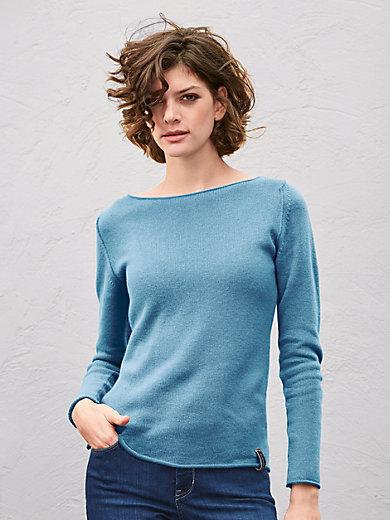 LIEBLINGSSTÜCK - Le pull en pure laine Mérinos, encolure bateau